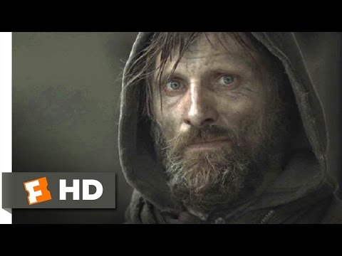 The Road (1/9) Movie CLIP - God Never Spoke (2009) HD