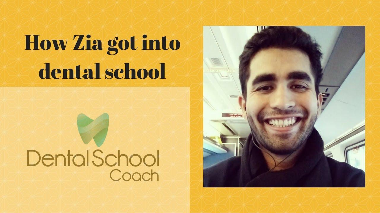 My journey to dental school: Dental School Coach