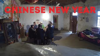 DONNIE DOES | Chinese New Year (on his Ayi's farm)