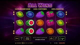 All Wins kostenlos spielen - Novomatic / Eurocoin
