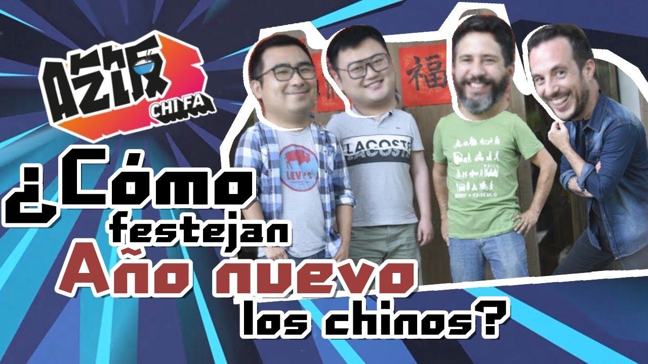 #Chifa Así se festeja el año nuevo chino