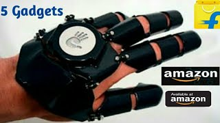 5 Cool Inventions You Can Buy On Amazon || NEW TECHNOLOGY FUTURISTIC GADGETS[2018-TAMIL]