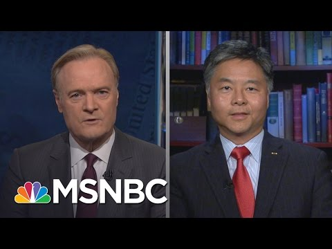 Rep. Ted Lieu Explains Why He Called President Donald Trump An 'Evil Man' | The Last Word | MSNBC