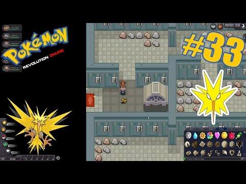 Pokemon Revolution Online #33 - Power Plant - Zapdos' u Yendik