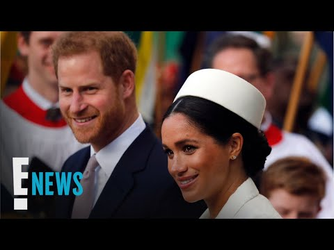 Meghan Markle's Last Royal Engagement Before Maternity Leave | E! News