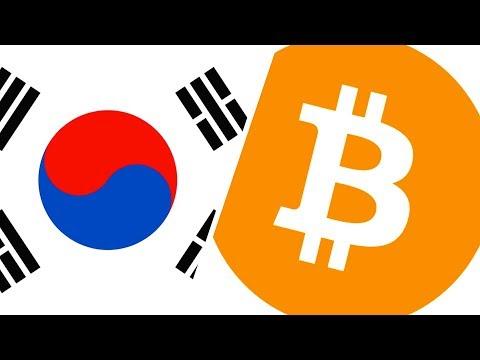 SOUTH KOREA BANNING BITCOIN?