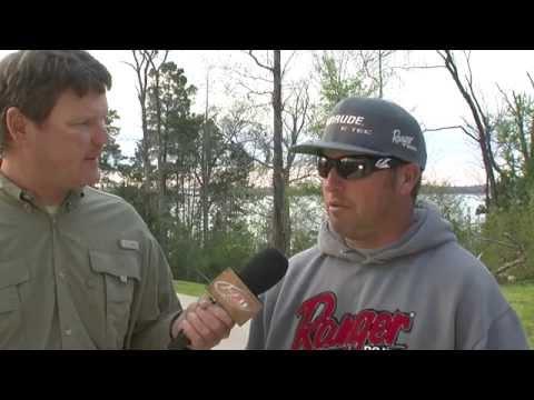 Pre-Tournament Report from Sam Rayburn Reservoir with Brett Hite