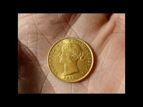Digging up Gold Coins #2 Treasure Hunting Australia, Minelab CTX3030 Metal Detecting the Ghost Towns