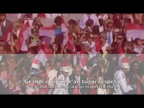 National Anthem: Monaco - Hymne Monégasque