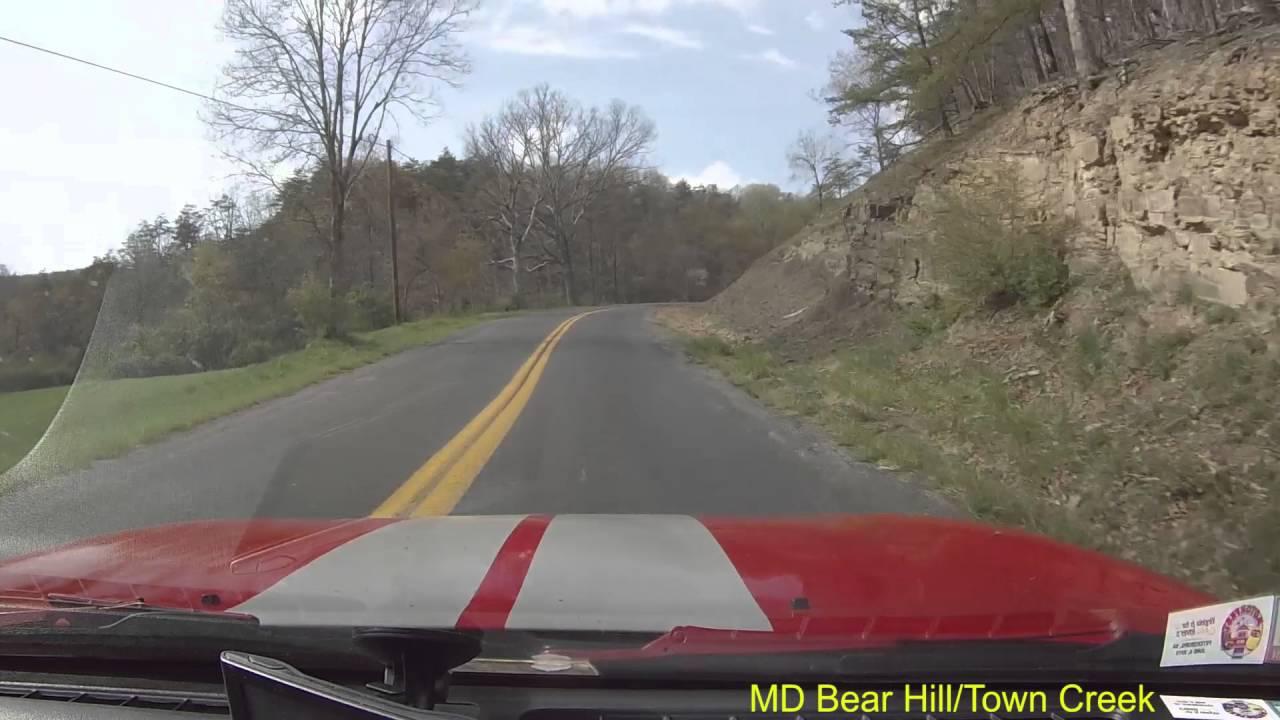 Moss Motoring Challenge Road Trip