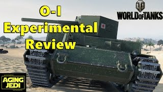 World of Tanks - O-I Experimental Heavy Tank Review & Guide - Which Gun Is Best?