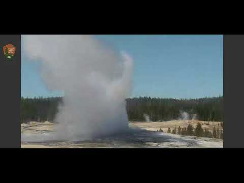 April 20th, 2018 at 9:34 PM GMT (4:34 PM ET): Old Faithful Scheduled Eruption