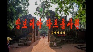 캄보디아 타프롬사원(C…