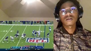 #HOPEFORODELL🙏 Chargers vs  Giants  NFL Week 5 Game Highlights REACTION!!!