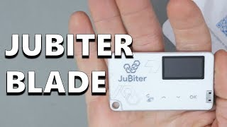 Feitian Jubiter Blade Cryptocurrency Wallet - Unboxing