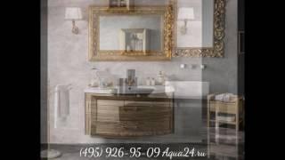Обзор итальянской мебели для ванной комнаты Eban от Aqua24.ru