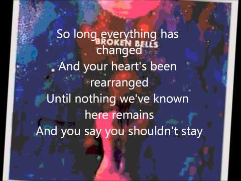 Broken Bells Control Lyrics
