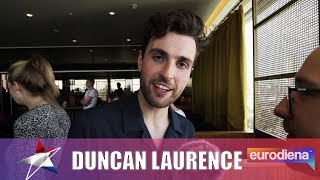 Interview With Duncan Laurence (the Netherlands) @ London Eurovision Party 2019