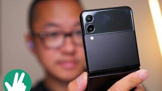 Samsung Galaxy Z Flip 3 Real World Camera Test