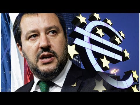 Italy latest: Lega leader tells France to 'mind its own business' amid euro warning