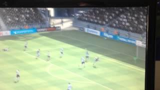 Great goal - Nicklas Helenius