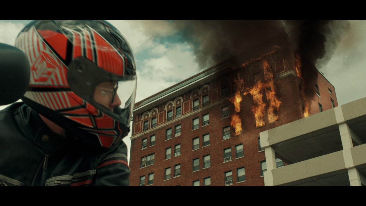 Structure Fire - Stock Footage Collection from ActionVFX