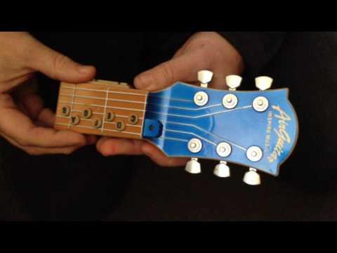 An actual Air Guitar that you can buy