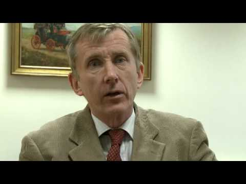 Interview with Prof. Patrick Wall Part 2 of 3