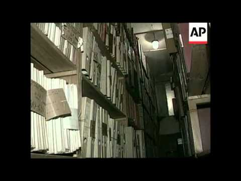 LITHUANIA: TRIAL OF MAN ACCUSED OF GENOCIDE POSTPONED