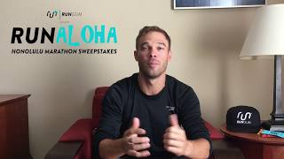 How To Stay Mentally Strong During Races - Question of the Day 01 | #RunAloha
