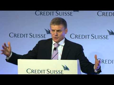 AIC 2013 Replay: Keynote: New Zealand - building a more competitive economy