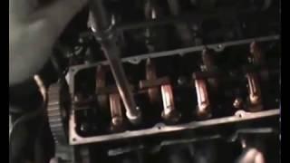 Рено Логан 1,4л замена и регулировка клапанов, замена грм