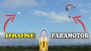 DRONE testa ZOOM na PRAIA wanzam fpv