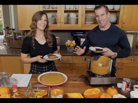 Real Healthy Recipes Pumpkin Pie