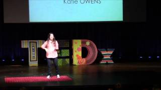 Active Listening: Katie Owens at TEDxYouth@Conejo