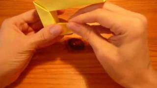 Origami Magic Rings By Thoki Yenn