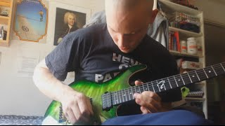 Stratovarius - Eagle Heart (Guitar Cover)