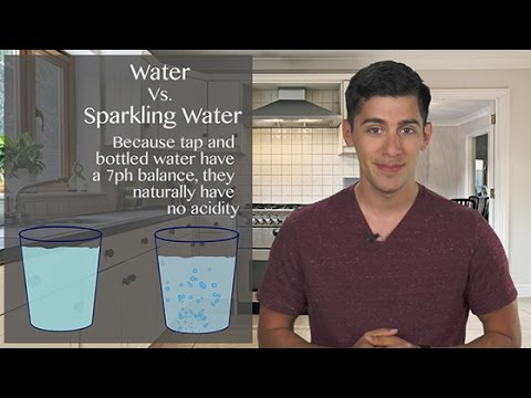 Simple Swap - Tap Water Vs. Sparkling Water