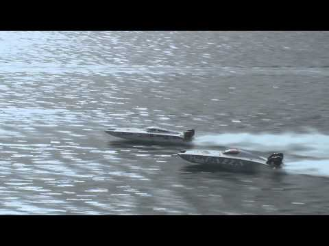 2012 UIM XCAT Series, Round 5 - Highlights - Fujairah, U.A.E.