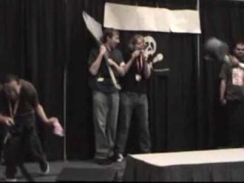 Ultimate Karaoke Fighting Challenge (Final Round) - AX 2009