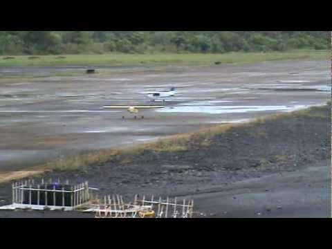 dual flight sport trainner aeromodeller padang