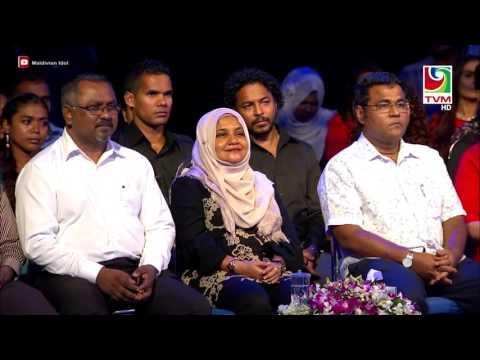 Maldivian Idol Grand Finale   Halaboli - Ibrahim Zaid Ali (Kuda Ibbe)