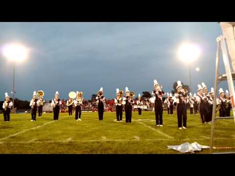 Galion High School Marching Band 3