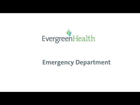 EvergreenHealth Emergency Department