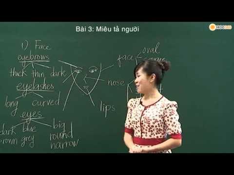 Bài 3 - Miêu tả ngoại hình - p2
