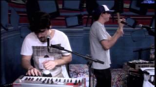 """Holger em """"Caribbean nights"""" no Estúdio Showlivre 2011"""