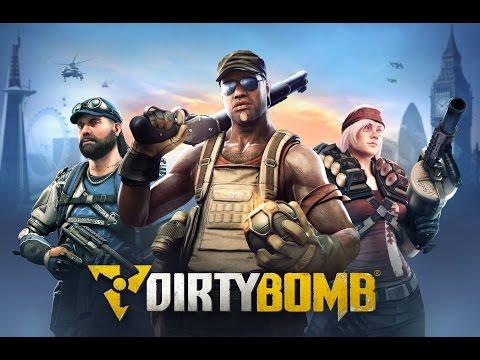DIrty Bomb: Partida Ranqueada