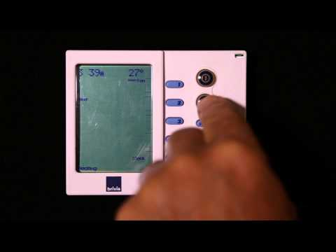 How to reset your Brivis NC-3 & NC-6 wall controller