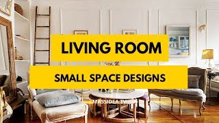 100+ Awesome Small living room Design Ideas for You