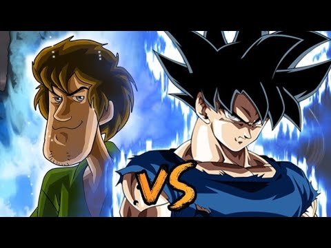 Shaggy Vs Goku. Duelos Legendarios De Rap De La Historia ¡Eco! | Ft. ZerØ